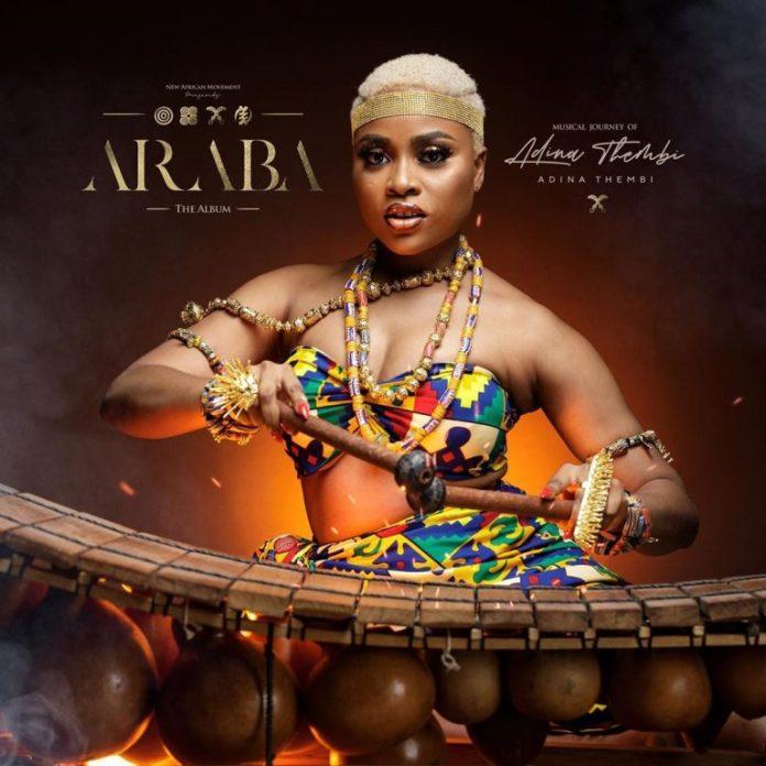 DOWNLOAD MP3: Adina – Jeje (Prod. by Richie Mensah)