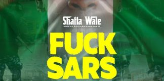 DOWNLOAD MP3: Shatta Wale – Fvck Sars (Prod. by Paq)