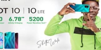 Infinix Unveils The New Hot 10 & Smart TV