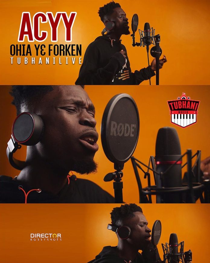 DOWNLOAD MP3: ACYY - Ohia Ye Forken (Freestyle)