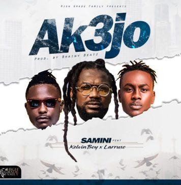 DOWNLOAD MP3: Samini – Ak3jo Ft Kelvyn Boy & Larruso (Prod. by Brainy Beatz)