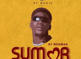 DOWNLOAD MP3: NY Boamah - Sumor (Prod. By Sound It & Mixed By All Day)
