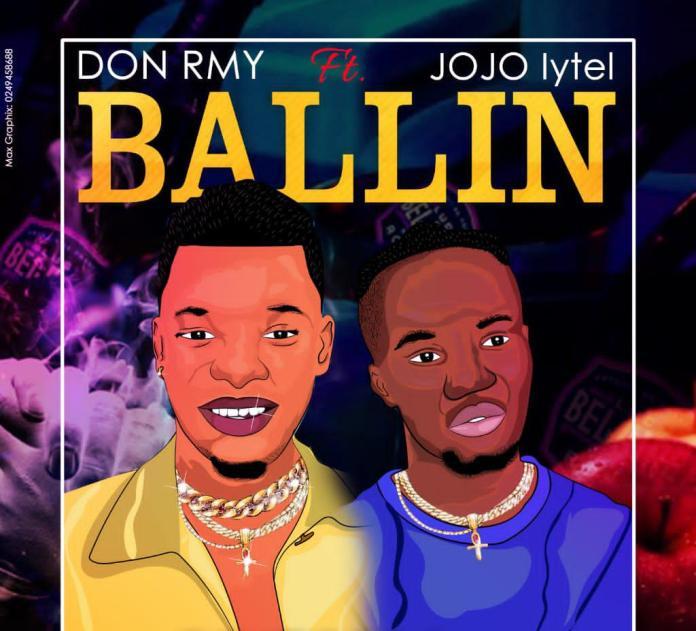 DOWNLOAD MP3: Don Rmy - Ballin Ft. Kojo Iytel (Prod. By BestBeatz)