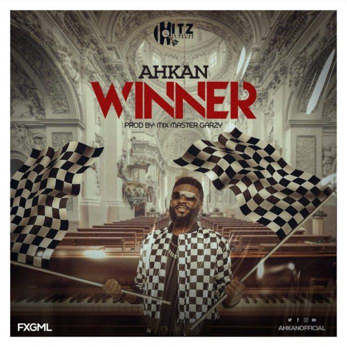 DOWNLOAD MP3: Ahkan – Winner (Prod. by Master Garzy)