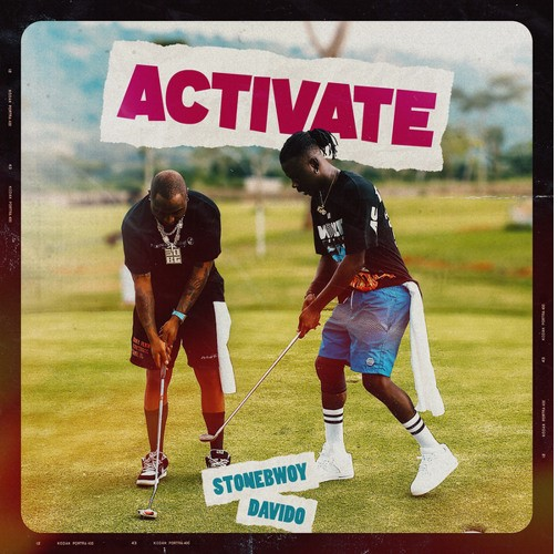 DOWNLOAD MP3: Stonebwoy – Activate Ft Davido (Prod. by Masta Garzy)