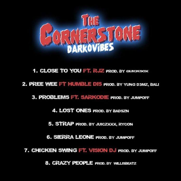 DOWNLOAD MP3: Darkovibes – The Cornerstone EP (Full Album)