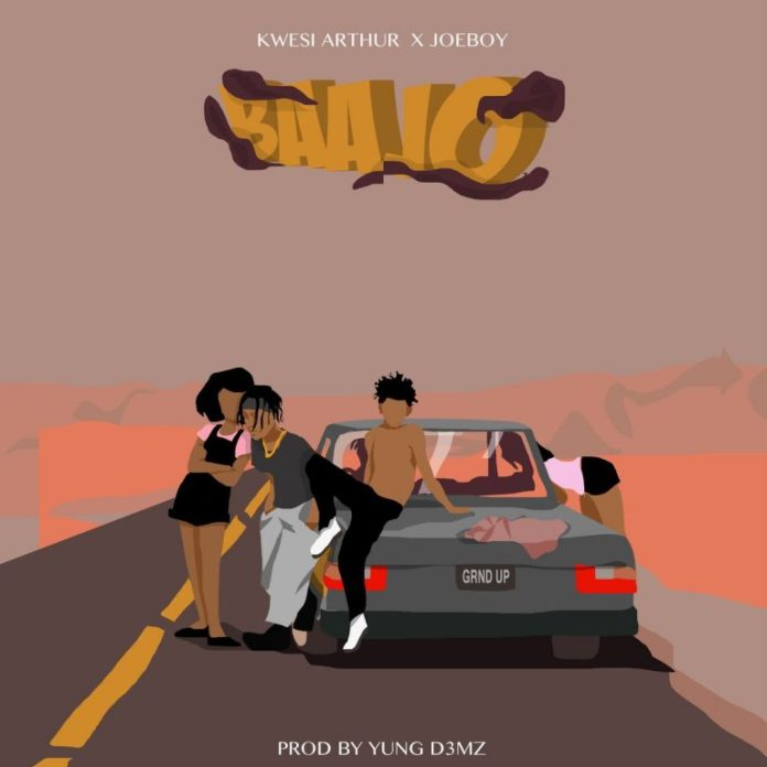 DOWNLOAD MP3: Kwesi Arthur – Baajo Ft Joeboy (Prod. by Yung D3mz)