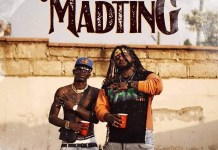 Shatta Wale – Madting Ft. Captan (Prod. By PaQ)