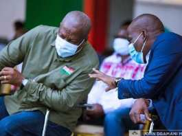 The Majority Of The NDC rejects results of the presidential elections
