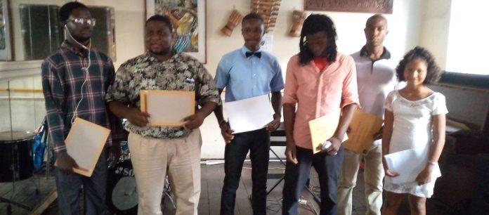 Ballanta certifies 7 students