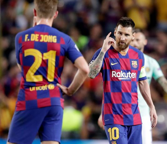 Griezmann's Barca revival comes in time for Super Cup semis