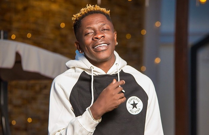 Shatta Wale edge his fan's to Set fire on High Grade Family