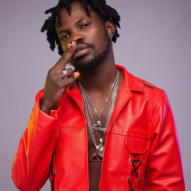 I Charge More Than GHS 10,000 For A Feature – Fameye Reveals