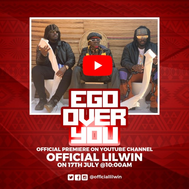 Lil win ft Dopenation – Ego over You (Official Video)