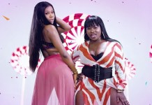 Official Video: Freda Rhymz Ft. Sista Afia – Saucy