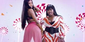 Official Video: Freda Rhymz Ft. Sista Afia – Saucy