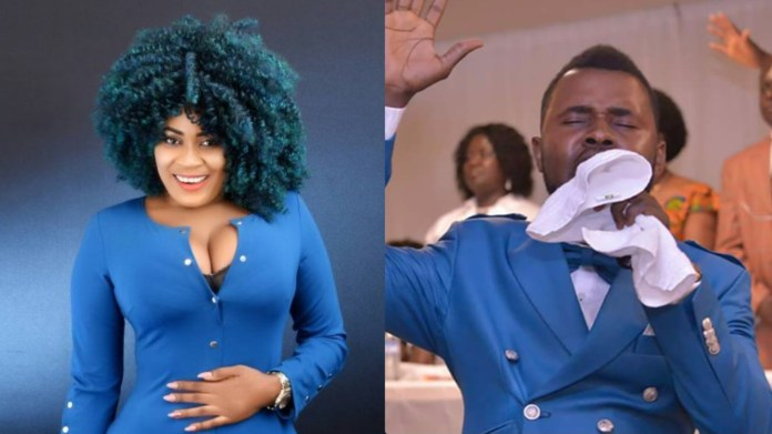 """Ernest Opoku Chopped Me Falaa Several Times And Dumped Me But """"We Move""""— Nayas-1 Reveals"""