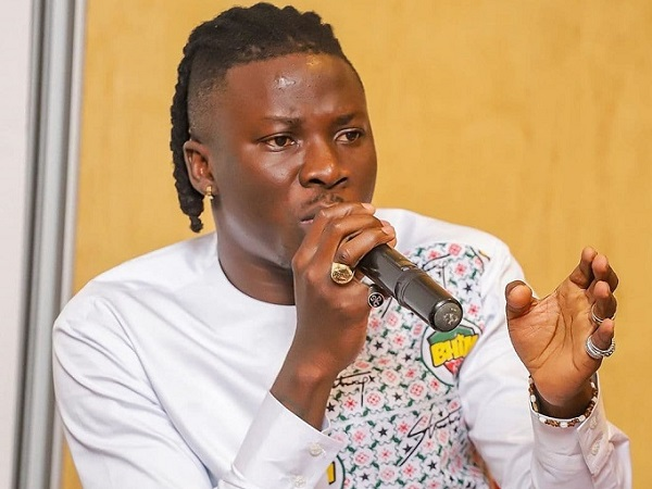 Stonebwoy's 1Gad track hits over 500,000 streams on Audiomack
