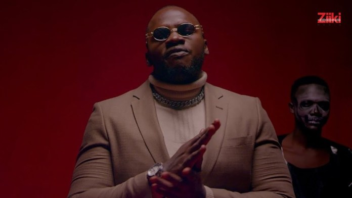 Khaligraph Jones – WAVY ft. Sarkodie (Official Video)