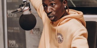 """""""One day I will bring the Grammy's home, I will make Ghana proud"""" - Patapaa"""