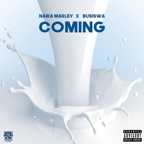 Naira Marley – Coming ft. Busiswa (Prod. by Rexxie)