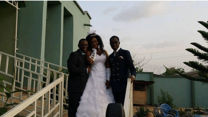 Stunning photos of Akrobeto's wife, Georgina Johnson pop up – Check