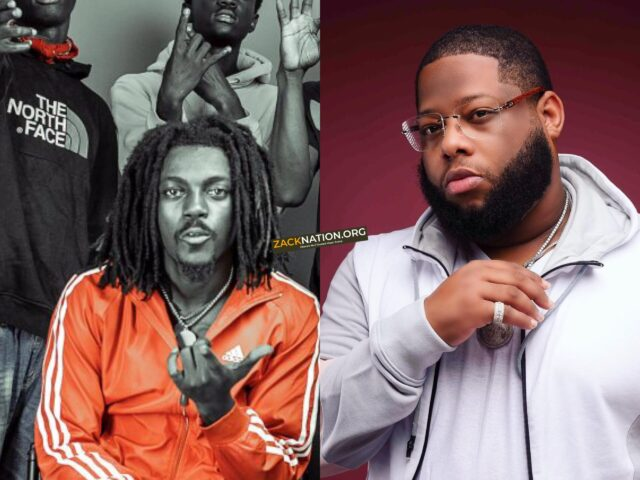 D-Black has confirmed featuring the Kumasi-based rappers, Asakaa Boys on his 'Loyalty' album