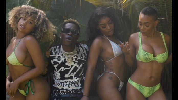 """Shatta Wale Just Drops New Video For """"More Loving"""" ; Check It Out"""