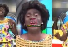Hilarious Video Of Akrobeto Dressed Like A Woman To Celebrate Ahead Of Mother's Day Receives Massive Reactions Online