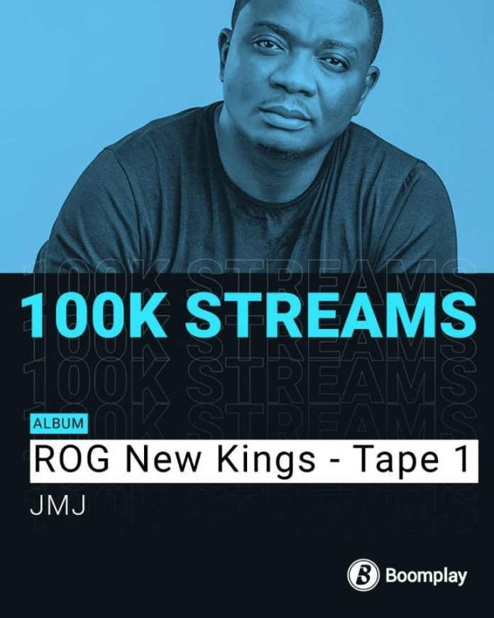 343B377B 2F39 4B52 A1F7 AEF07663F245 JMJ Becomes First Ghanaian Producer To Hit 1 Million Streams On Boomplay