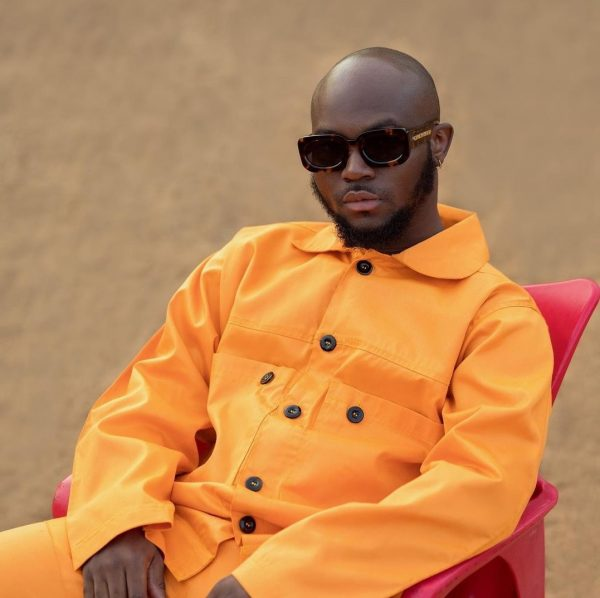 King Promise signed on to 5K Records, Sony Music Entertainment