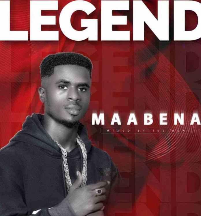 Legend - Maabena (Mixed by Ike Beatz)