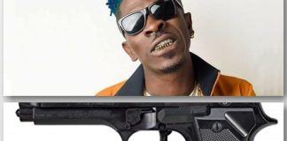 Shatta Wale – Mi Have A Gun (Prod by Da Maker)