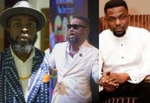 """""""Sarkodie's English is really bad, he needs to upgrade"""" – Why Omar Sterling featured M.anifest and not Sarkodie on his new album (PHOTOS)"""