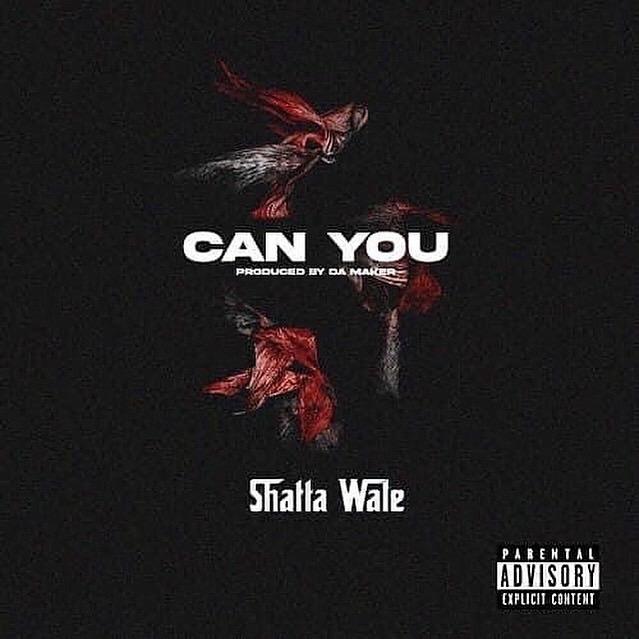 Shatta Wale - Can You (Prod. By Da Maker)