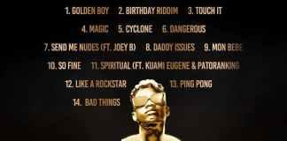 KiDi – The Golden Boy (Full Album)