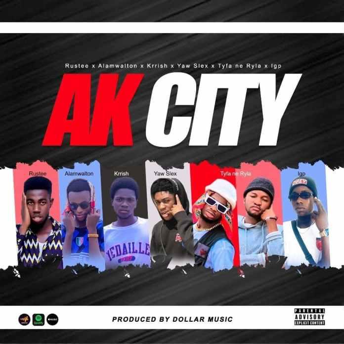 Ak City Ft All-Stars (Prod By Dollar Music)