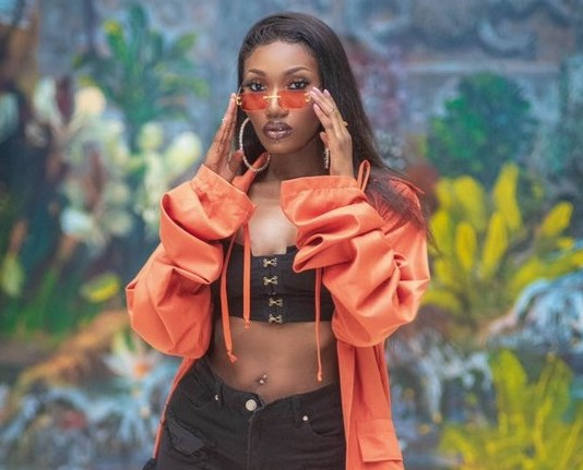 Wendy Shay Drops Direct Subtle Shade For Afia Schwar For Dancing To Her Music – Afia Schwar Replies [Watch Video]
