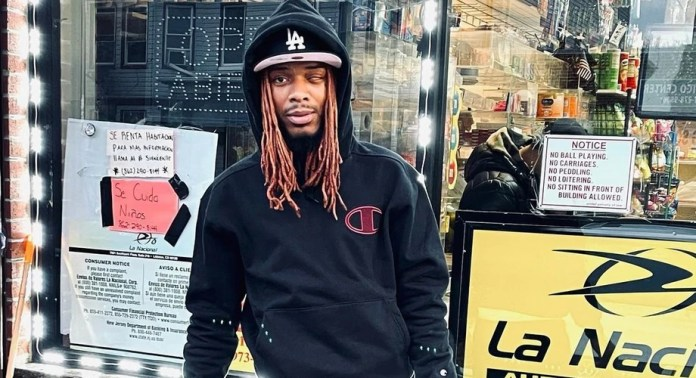 Fetty Wap laments the loss of his daughter (Sad video)
