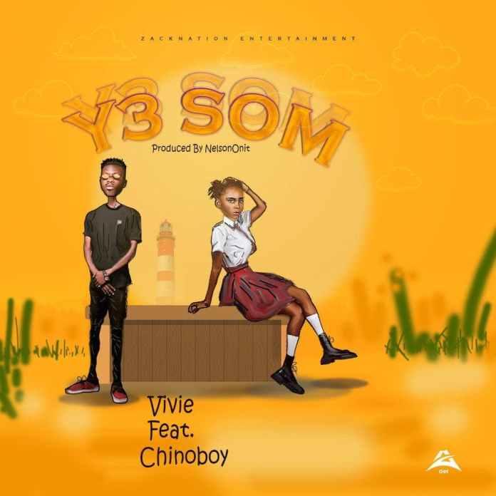 Vivie - Y3 Som Ft Chinoboy (Prod. By NelsonOnIt)