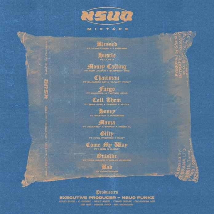 P Montana – Nsuo: The Mixtape (Full Album)