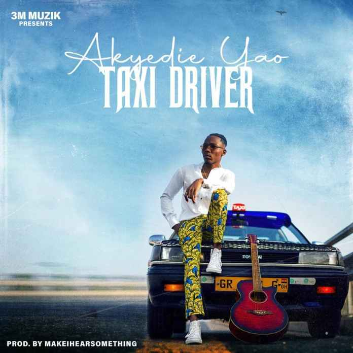 Akyedie Yao - Taxi Driver