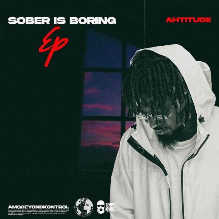 Ahtitude – Odo Colour (Sober Is Boring EP)