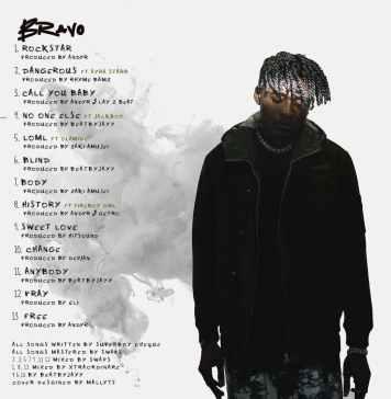 Cheque – Bravo EP (Album) ZIP FILE
