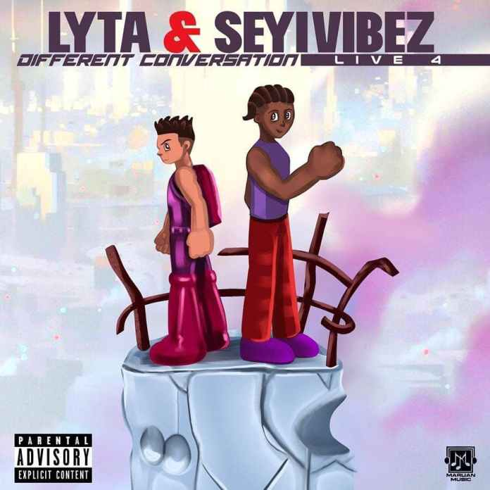 Lyta & Seyi Vibez - Different Conversation