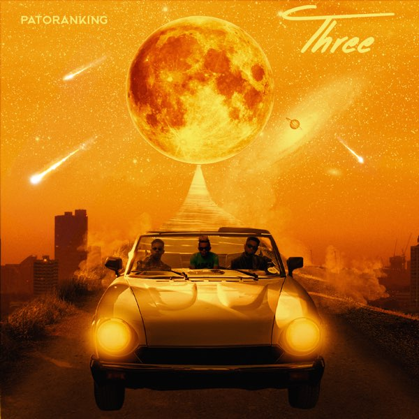 Patoranking – Three (12 Songs) (Album Download)