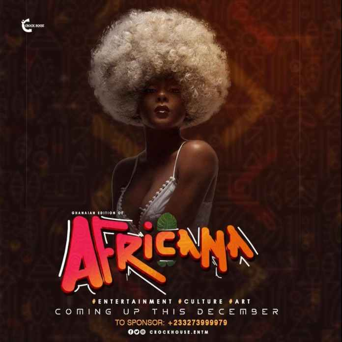 AFRICANA Event Will Be Held In December