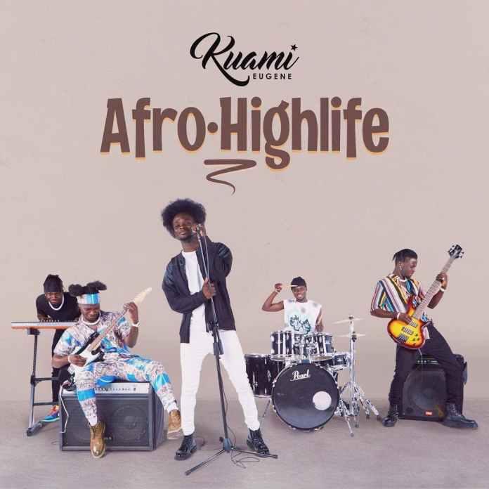 Kuami Eugene – Afro-Highlife EP (FULL EP)