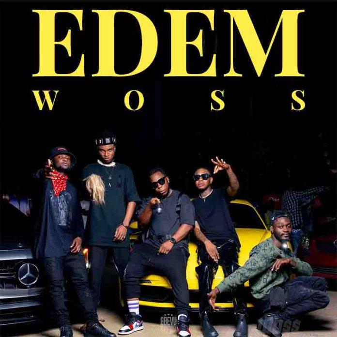 Edem – Woss ft. Keeny Ice, Kay Stun, Andre Marrs, Squyb & Adjavi Jose