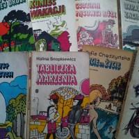 """""""...książki szczególnie wartościowe i popularne; zabawne i poważne..."""""""